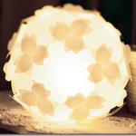 コハルライトの価格をチェック。LEDで桜の花びらが光る?
