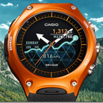 Smart Outdoor Watch WSD-F10の発売日は?カシオのスマートウォッチが待ち遠しい