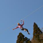 空を飛べるジップライン 関東近辺で楽しめる場所5選